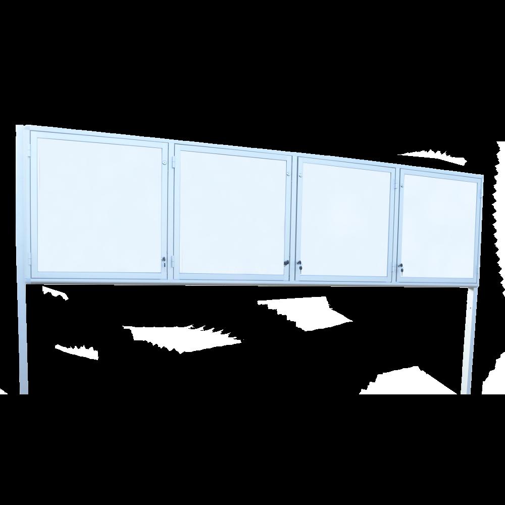 gablota czteroskrzydlowa